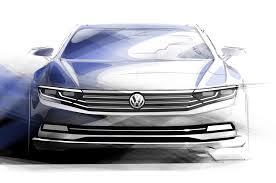new car releases 2015 europeVolkswagen Passat Detailed Before NextGeneration Reveal  Automobile