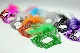 Miniature Masquerade Masks Decorations Recuerdos de Antifaz Miniatura Linea Premium 60 16