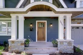 Image Front Houzz Entry Refresh Bright Ideas For Front Porch Lighting