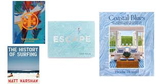 4 coffee table books for your coastal