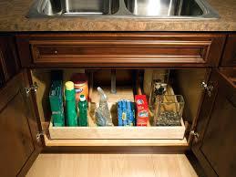 kitchen under sink storage under sink pull out drawers kitchen cabinets under sink pull out baskets