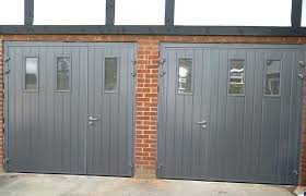 side hinged garage doors the steel double skinned insulated side hinged doors offer fantastic security and side hinged garage doors