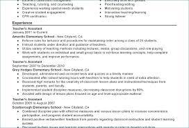Objective For Teacher Resume Early Childhood Resume Objective artemushka 81