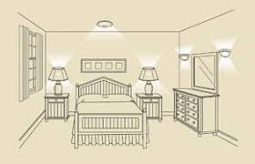 bedroom lighting guide. Bedroom Lighting Guide E