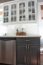 Two Tone Kitchen Cabinet Kitchen Two Tone Kitchen Cabinets With Magnificent Two Tone