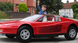 Brain game toys car big adventure track big adventure luxury inertial elevator taxi track children. This Ferrari Testarossa Is The Most Expensive Toy Car In The World Are Your Kids Worth The 75 000 Price Tag