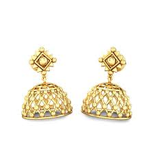 Saravana Stores Gold Earrings Designs Latest 2 Gram Gold Earrings Collection Kalyan Jewellers