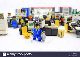 Office lego Cool Lego Office Alamy Lego Office Stock Photo 159102819 Alamy
