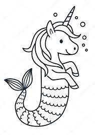 Unicorn Cake Draw So Cute