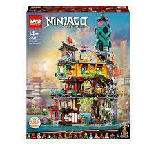LEGO Ninjago 71741 Die Gärten von NINJAGO City | Auf Lager