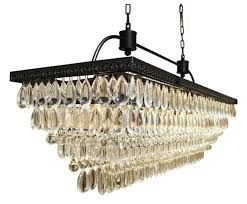 rectangular crystal chandelier intended for cassiel 40 inch antique oval crystal chandelier post cassiel drop black 30
