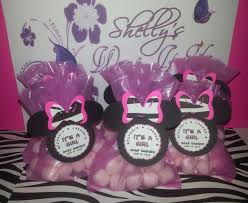 Minnie Mouse Baby Shower Decorations Mickey And Minnie Baby Shower Theme Minnie Mouse Baby Shower