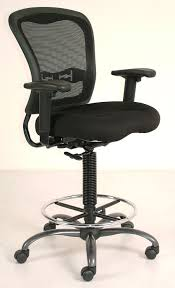modern drafting chair. Make Comfort Office Room Using Drafting Chair: Modern Living Design With Space For Piano Chair T
