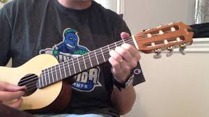 Guitalele Open Chords Youtube