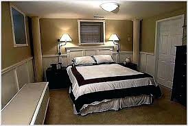 Basement Bedroom Egutschein Enchanting Decorating A Basement Bedroom