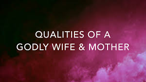 Image result for GODLY WIFE