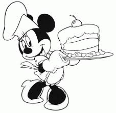Happy Birthday Coloring Pages Free Download Best Happy Birthday
