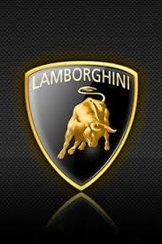 lamborghini logo wallpaper 3d. the lamborghini logo portrays a bull in it which symbolizes power of its sports cars is successful because uses colors that attract wallpaper 3d 3