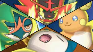Pokemon Sun & Moon - All Z-Crystal Locations + Z-Moves (Showcase) - YouTube