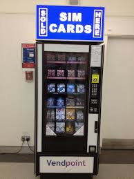 Playing Card Vending Machine