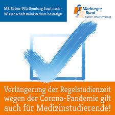 Daher hat die landesregierung weitreichende maßnahmen. Marburger Bund Baden Wurttemberg Photos Facebook