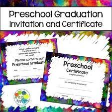 Preschool Graduation Announcements Graduation Invitations Preschool Graduation Invitations