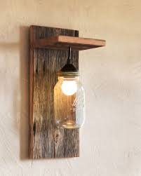 sconces wall lighting. Mason Jar Farmhouse Wall Sconce Lamps \u0026 Sconces Lighting