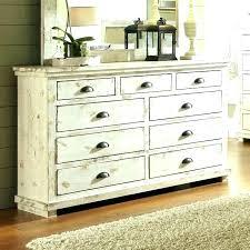 Rustic White Bedroom Set White Washed Bedroom Set Distressed Off ...