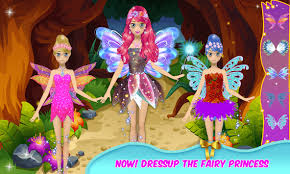 royal fairy tale princess makeup game free apk screenshot 2