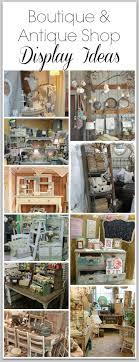 Boutique & Antique Shop Display Ideas