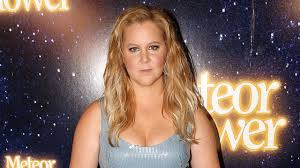 Amy Schumer Shines in Blue Sequin Gown at Opening of Her Broadwa ...