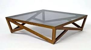 custom cut glass table