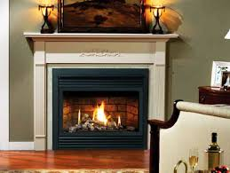 how do you convert a wood burning fireplace to gas