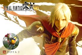 final fantasy type 0 hd coming soon to steam pre order for a dota