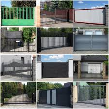Simple and cheap privacy fence design ideas Fence Panels Security Fence Provides The Ultimate In Privacy And Safety Ducksdailyblog Fence 101 Fence Designs Styles And Ideas backyard Fencing