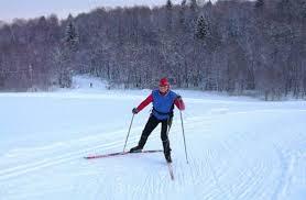 Как правильно бегать на лыжах Как правильно ru Фитнес  Коньковый ход