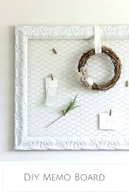 Next Memo Board Stunning Wire Memo Board Brass Kmart Cuckhoo