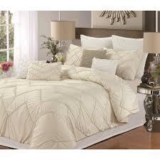 table winsome cream comforter