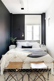 So Your Bedroom's Not Much Bigger Than Your Bed: Here's How to Make it  Work. Decorating Small ...