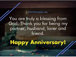 Anniversary Quotes Cool Happy Anniversary Wishes For Husband Events Greetings