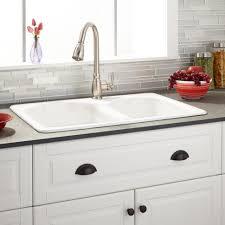 bathroom cream coloured ceramic kitchen sinks cast iron corner