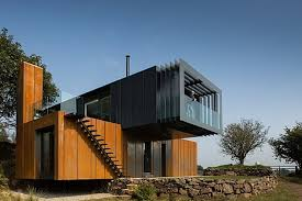 Modern Design Container Home | Cool Container Homes That Will Inspire Your  Own