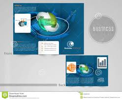 Creative Tri Fold Flyer Template Or Brochure For Your