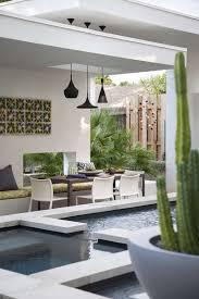 pool cabana interior. A Contemporary Pool Cabana Interior E