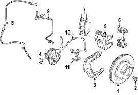 parts com® bmw wheel hub beari partnumber 31206876840 2014 bmw 320i xdrive base l4 2 0 liter gas brake components