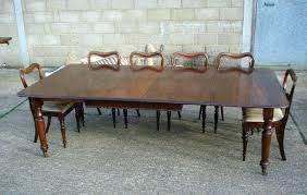 medium size of extendable dining table and 10 chairs seats white seat antique iv mahogany extending