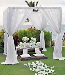 Marvellous Wedding Garden Decoration 28 Outdoor Wedding Decoration Ideas  Weddingbells