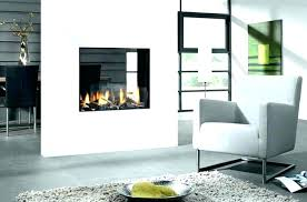 double sided fireplace cost two sided fireplace cost double sided fireplace