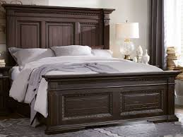 king size panel bed. King Size Panel Bed H