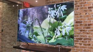 samsung ks8000 65. slick-looking samsung tv can control your gear automatically ks8000 65 6